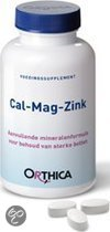 Orthica Cal Mag Zink - 180 Tabletten - Mineralen
