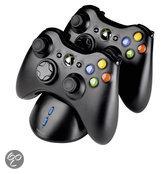 Foto van Speedlink Oplaadstation Zwart Xbox 360