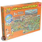 Jan van Haasteren WK Voetbal 3in1 Nederland
