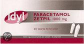 Idyl Paracetamol ZP 1000mg  AV 5 st