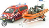 Mercedes-Benz Vito - Brandweer NL Met Boot