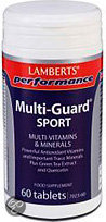 Lamberts Multi-Guard Sport - 60 tabletten