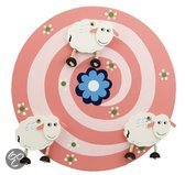 New Classic Toys Muziekdoos Schapen roze