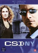 CSI: New York - Seizoen 5