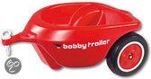Bobby Car Aanhanger Rood