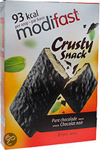 Modifast Crusty Snack Pure Chocolade - Snack