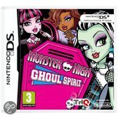 Monster High: De Grafgeest Nintendo Ds