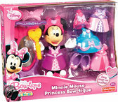 Fisher-Price Minnie Princess Bow-Tique