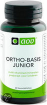 Aov Ortho Basis Junior - 180 Kauwtabletten