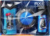 AXE Sportblast Washbag & Manwasher - 3 delig - Geschenkset