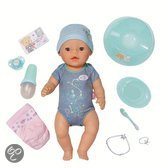 Baby Born Interactieve Pop - Jongen