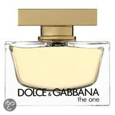 Dolce & Gabbana the One Women - 75 ml - Eau de Parfum