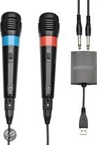 Speedlink 2x Microfoons Zwart PS3