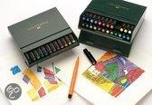 Faber Castell tekenstift Pitt Artist Pen Brush 24-delig Studiobox