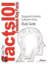 Studyguide for Genetics by Pierce, Benjamin, ISBN 9781429232500