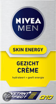NIVEA MEN Energy Q10 - 50 ml - Dagcrème