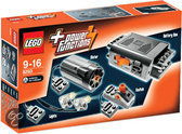 LEGO Technic Power Functies Tuningset - 8293