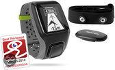 TomTom Multi-Sport HRM - GPS Sporthorloge - Grijs