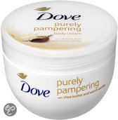 Dove Purely Pampering Sheabutter & Vanille Women - 300 ml - Bodycrème