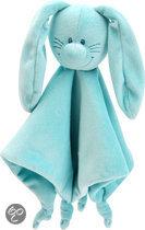 Bunny Basic Knuffeldoekje Aqua