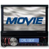 Caliber RMD571BT - Touchscreen Radio/DVD met USB/SD  zonder DVD/CD speler met Bluetooth handsfree en streaming - Zwart
