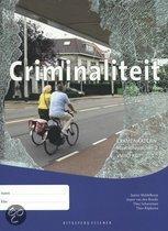 Criminaliteit  / Maatschappijleer 2 VMBO KGT / deel Examenkatern