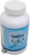 Orthovitaal Omega Visolie 3-6-9 Capsules 360 st