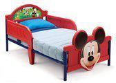Delta 3D Mickey Mouse - Kinderbed - 77x142cm