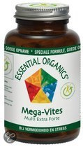 Essential Organics Mega-Vites - 75 Tabletten - Multivitamine
