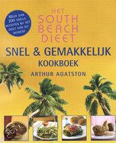 South Beach dieet snel en gemakkelijk kookboek - ISBN:9789026961144
