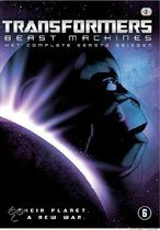 Transformers Beast Machines - Seizoen 1 (2DVD)