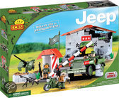 Cobi Small Army Jeep Willys Mountain Base - 24320