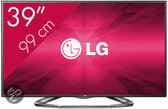 LG 39LA6208 - 3D led-tv - 39 inch - Full HD - Smart tv