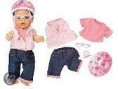 Baby Born Driewieler Accessoire Set