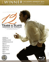 12 Years A Slave (Blu-ray+Dvd Combopack)