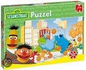 Sesamstraat puzzel 50 stukjes