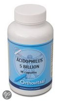 Orthovitaal Acidophilus 5-Billion Capsules 90 st