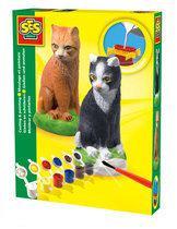 Ses Figuren Gieten - Kat