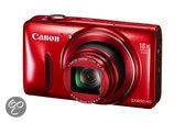 Canon PowerShot SX600 HS - Rood