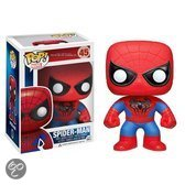 Funko: Pop Marvel The Amazing SpiderMan 2 - Spiderman