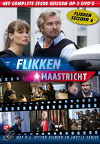 Flikken Maastricht - Seizoen 6 (Dvd)