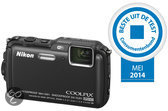 Nikon COOLPIX AW120 - Zwart