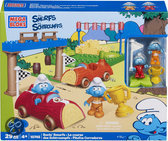 Smurf Small Playset Racing