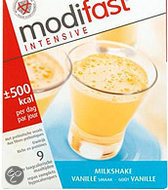 Modifast Vanille - Milkshake