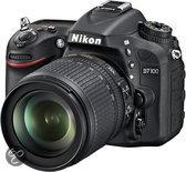 Nikon D7100 + 18-105 mm VR - Spiegelreflexcamera