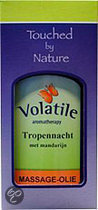 Volatile Massageolie Troepnnacht 250 ml