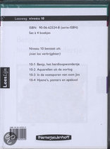 Leesweg (Set 4 Boeken) / Niveau 10-4