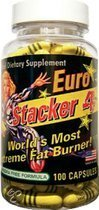 Stacker 4 fatburner - 100 capsules - Voedingssupplement