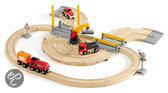 Brio Straat en Rails Set