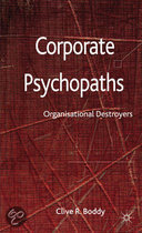 Corporate Psychopaths